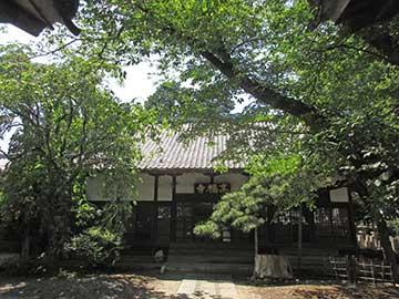 高福寺。栃木県足利市家富町にある曹洞宗寺院