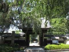 松月院山門