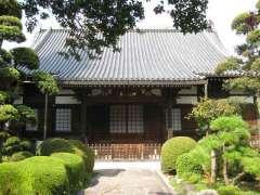 松月院本堂