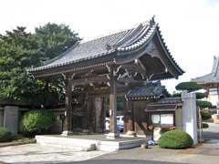 総泉寺山門