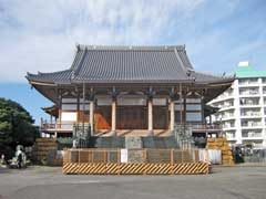 総泉寺本堂