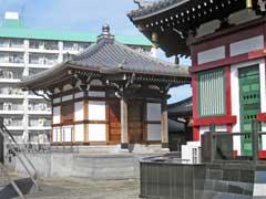 総泉寺仮本堂