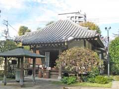 南蔵院不動堂