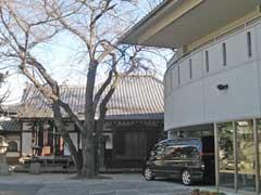 観明寺本堂