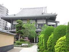 宗仙寺本堂
