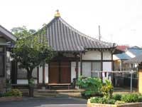 清涼寺旧本堂