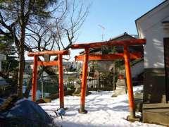 篠塚稲荷神社境内社