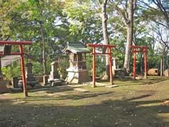 小豆沢神社末社
