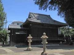 赤塚諏訪神社神楽殿