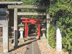 氷川神社稲荷社