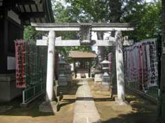 境内社蓮根稲荷神社