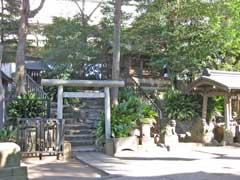 氷川神社末社