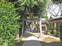 東熊野神社鳥居