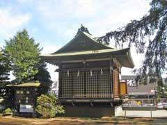 東熊野神社神楽殿