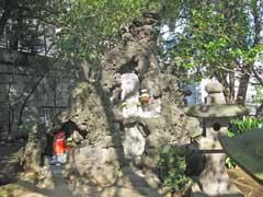 東熊野神社不動明王