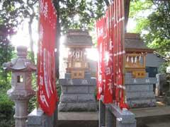 菅原神社稲荷大明神