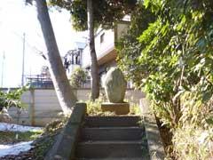 境内社富士浅間神社