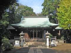 志村熊野神社