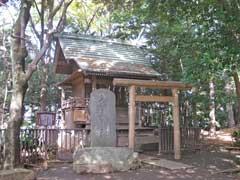 志村熊野神社招魂社
