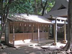 志村熊野神社末社