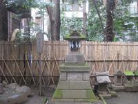 板橋天祖神社稲荷社
