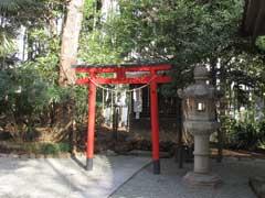 東新町氷川神社稲荷末社