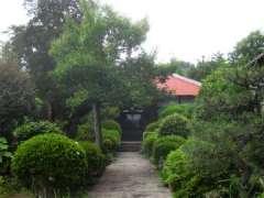 龍洞院本堂