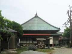 済運寺本堂