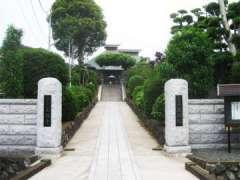 正福寺参道