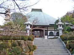 鳳勝寺本堂