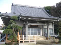 福寿院本堂