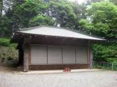 吉岡神明社神楽殿