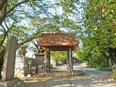 寳珠院山門