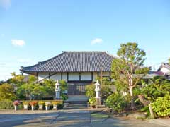 普済寺本堂