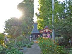 南蓮寺本堂