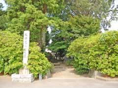 洞昌院太田道灌墓所