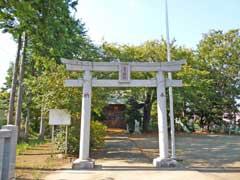 木下神社鳥居