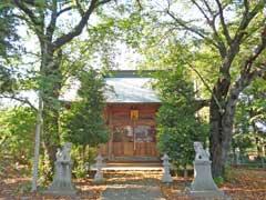 木下神社社殿