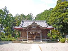 上粕屋神社