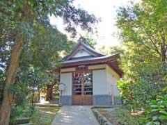 比々多神社神輿殿