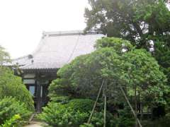 宝戒寺本堂