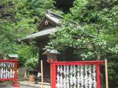 荏柄天神社社殿