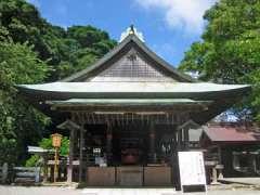 鎌倉宮二の鳥居