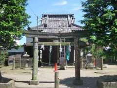 巽神社参道