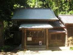 坂ノ下御霊神社神輿庫