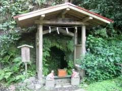 佐助稲荷神社霊狐泉