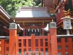 鶴岡八幡宮式内社