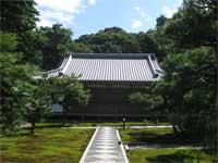 長寿寺本堂