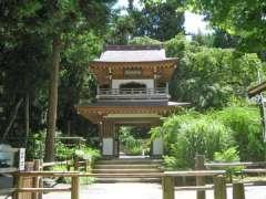 浄智寺楼門