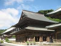 建長寺法堂と大庫裏